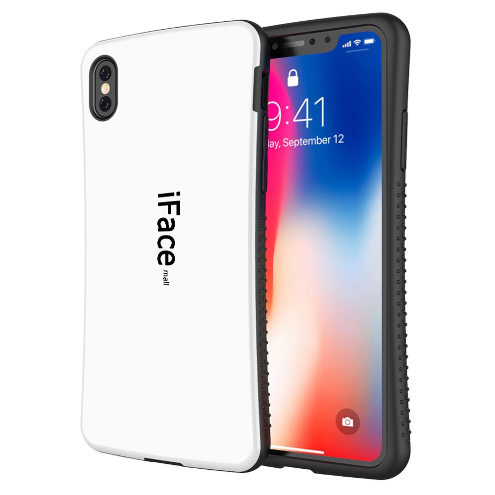 For Apple iPhone 8 Plus/ 8 / X / 7 /  / 7 Plus / iface Mall Original Heavy Duty Strong Armor Case Shockproof Cover ON SALE 1