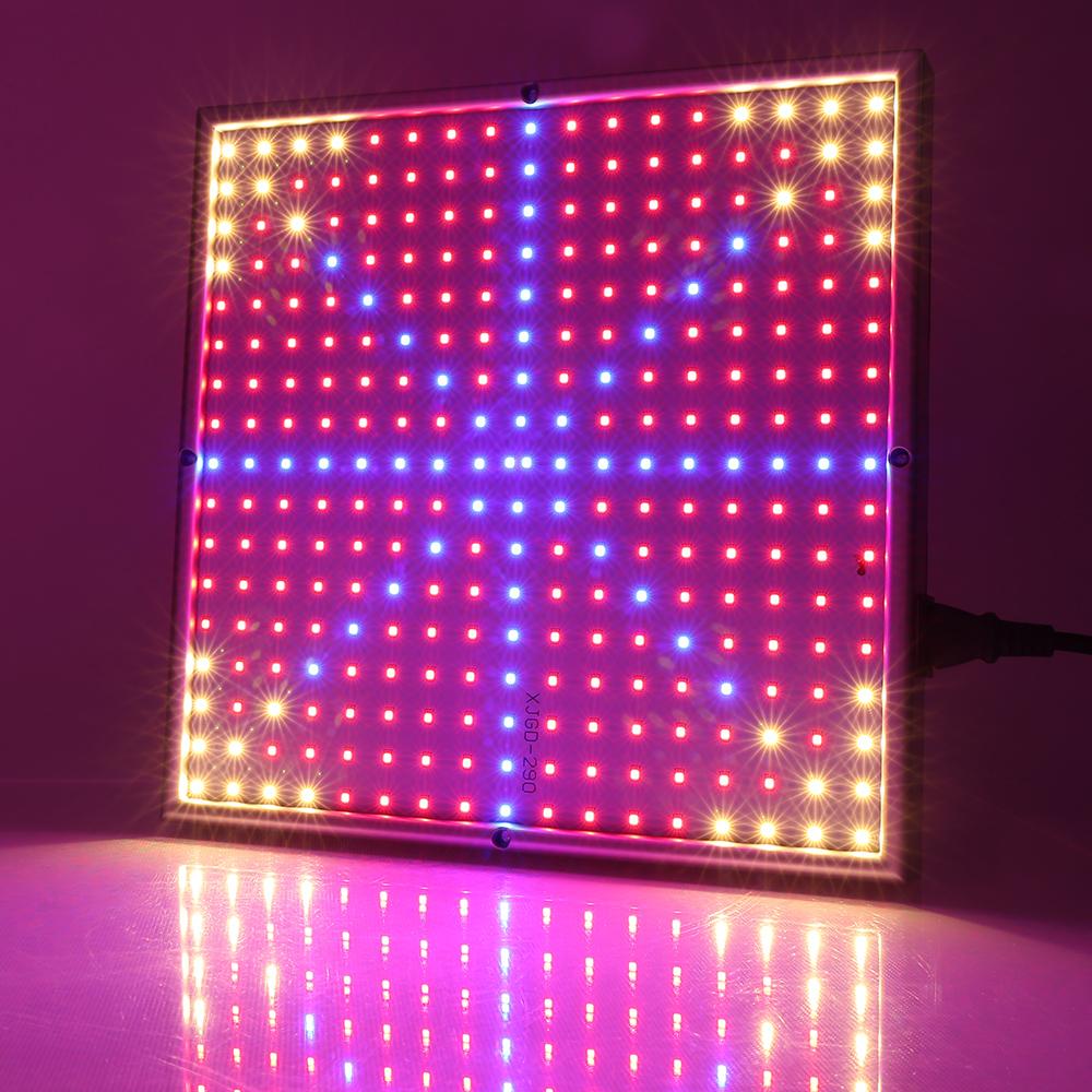 30w led pflanzen lampe vollspektrum wachsen licht f r pflanzen hydroponische ebay. Black Bedroom Furniture Sets. Home Design Ideas