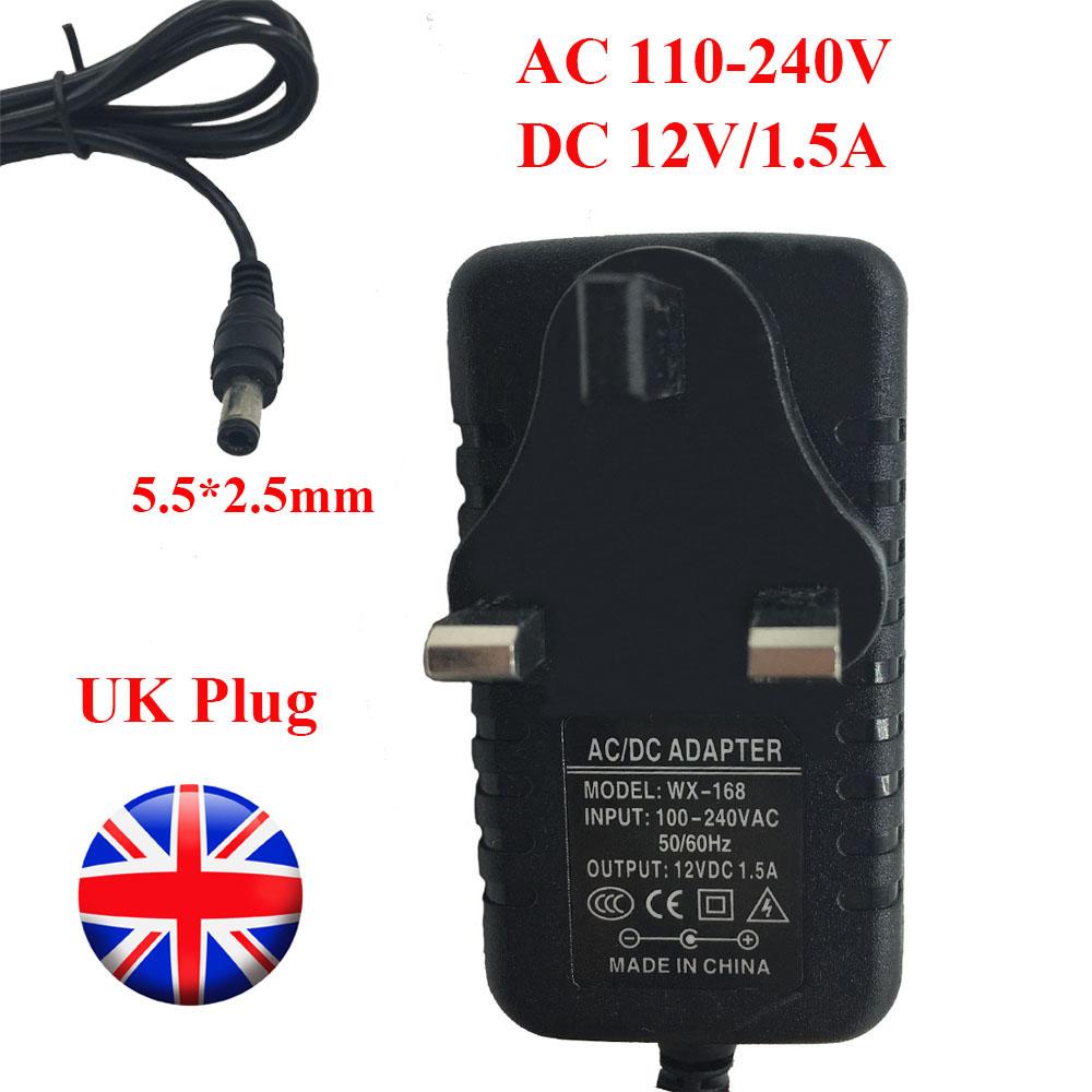 Ac Converter Adapter Dc 24v 1a Power Supply Charger Uk Plug Spec 110v 220v 90240v To 9v 500ma Led Switching Ac100 240v Dc12v 15a 55