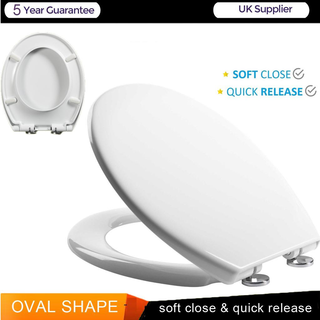 Astonishing Round Soft Close Toilet Seat Uk Inzonedesignstudio Interior Chair Design Inzonedesignstudiocom