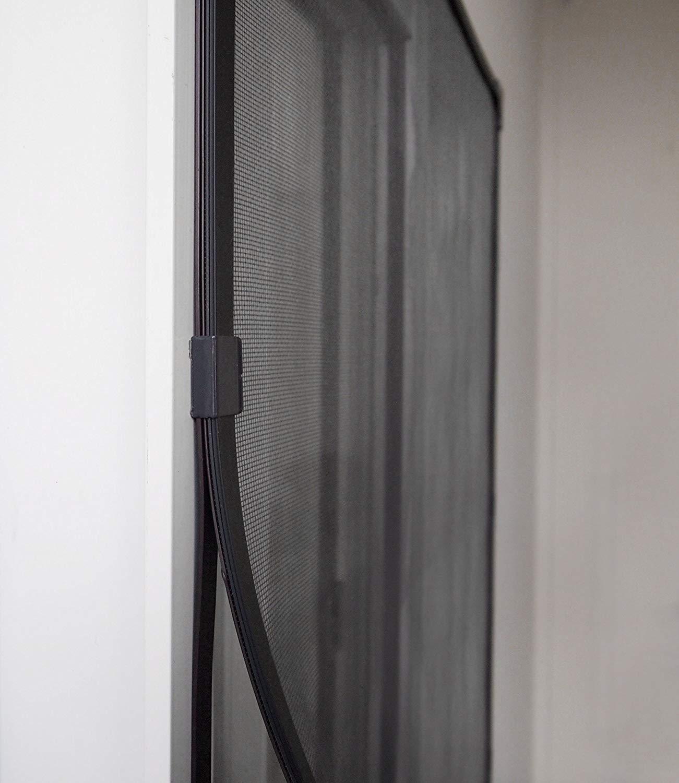 stylehome magnet fliegengitter insektenschutz m ckenschutz moskitonetz mf01 02 ebay. Black Bedroom Furniture Sets. Home Design Ideas