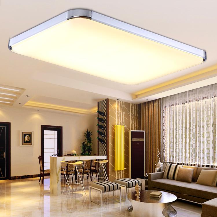24 36w led deckenlampe deckenleuchte k chenlampe warmwei for Kuchenlampe deckenleuchte