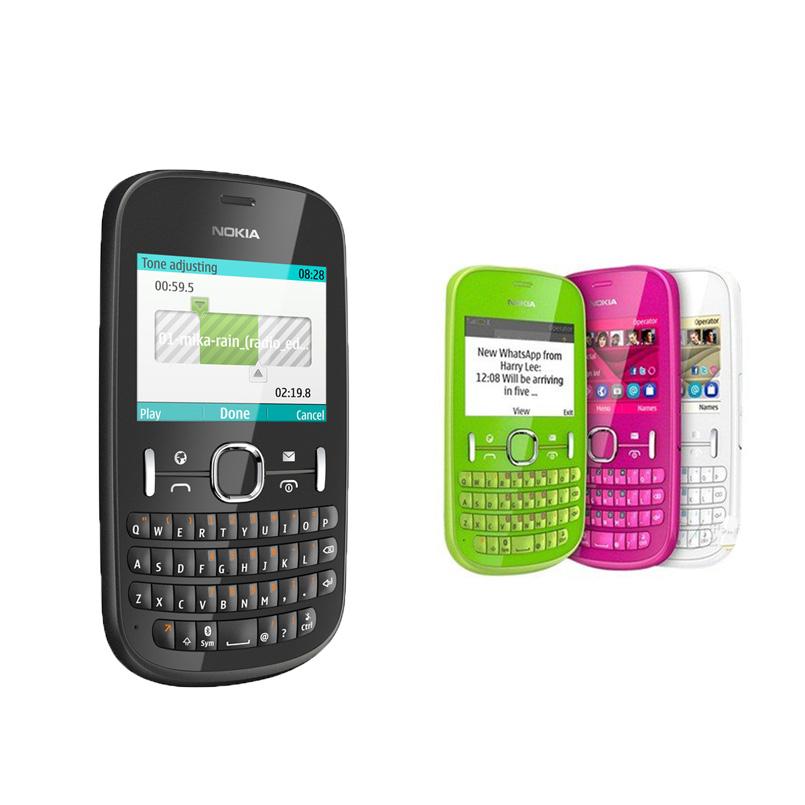 Original Unlocked Nokia Asha 201 2 0MP Music Player 10MB