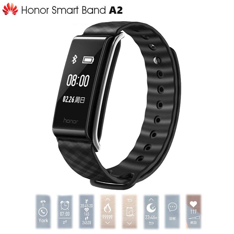 Huawei Honor A2 Smart Wristband Sleep Monitor Bracelet