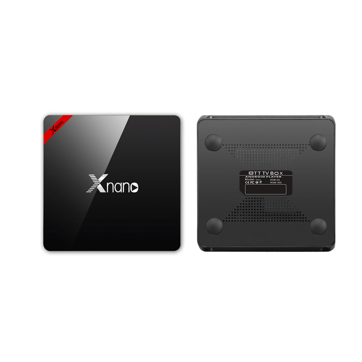 XNANO X96 PRO Amlogic S905X Quad Core TV Box 8G 16G Android 6.0 ...