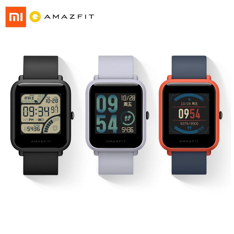 Xiaomi huami amazfit bip bit pace lite youth smart watch for Bip camera it