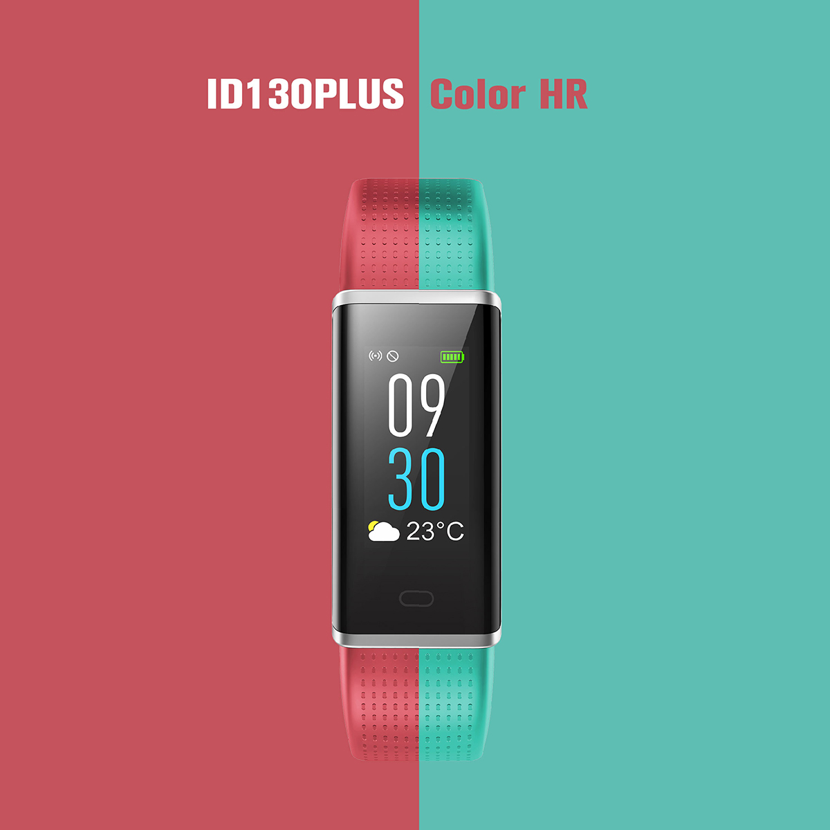 Id130 Plus Smart Bracelet 096 Tft Lcd Color Screen Fitness Wristband F1 Original Fl