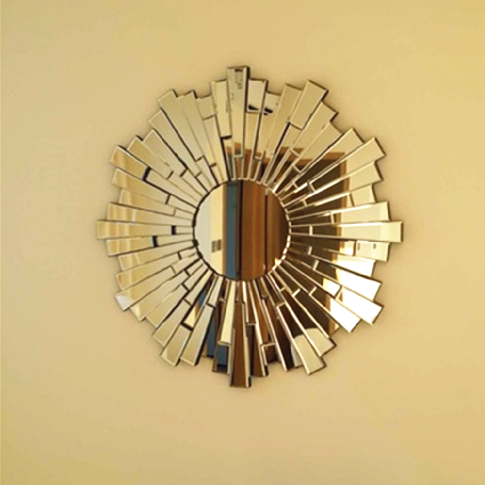 Fantastic Decorative Round Wall Mirrors Pictures Inspiration - The ...
