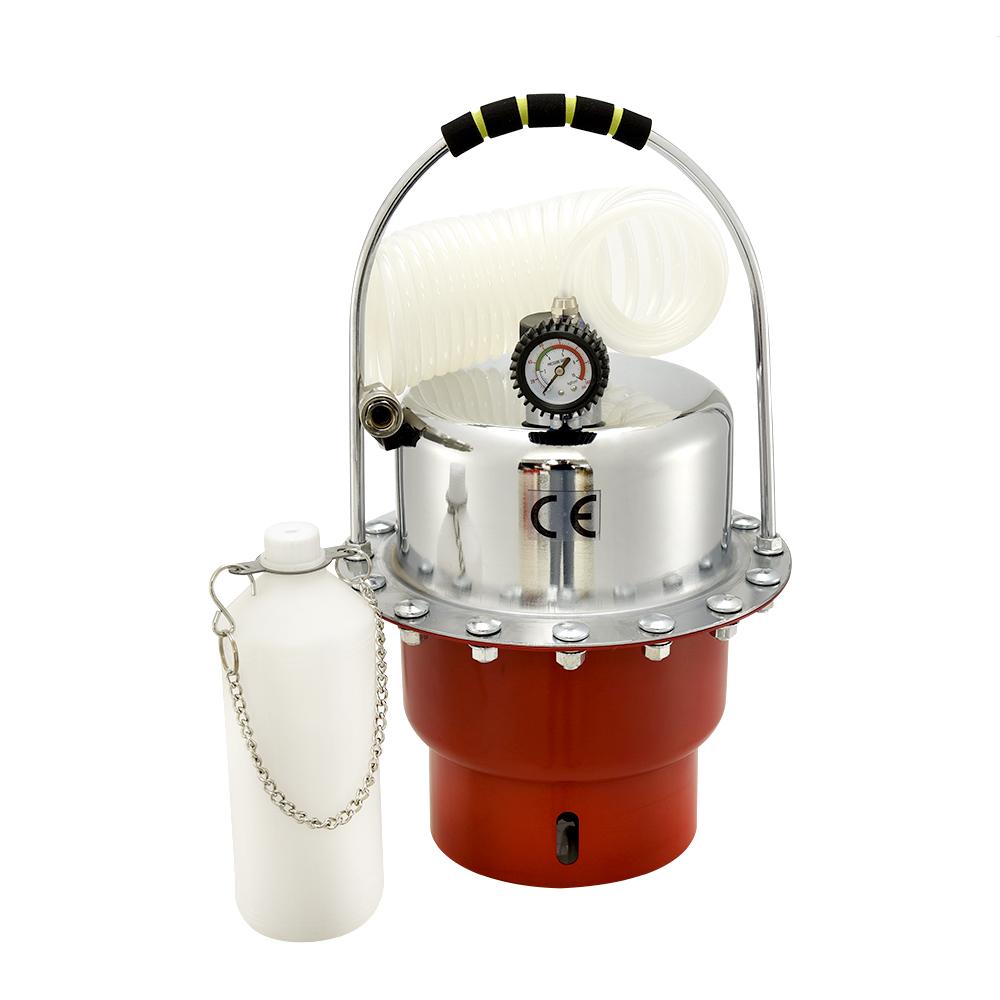 druckluft bremsenentl fter ger t 5 liter bremsen entl ftungsger t kfz entl ften ebay. Black Bedroom Furniture Sets. Home Design Ideas