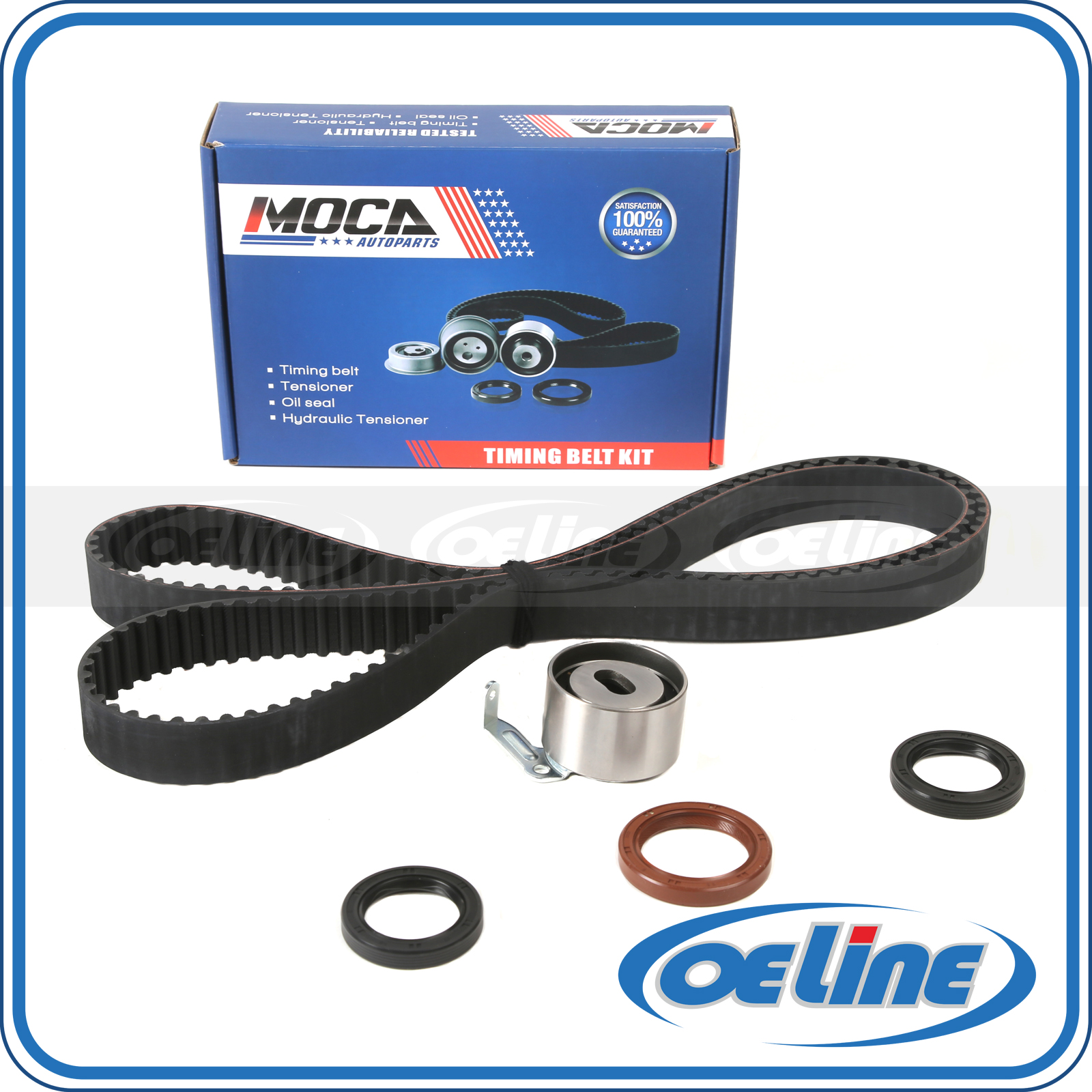 Timing Belt Kit For 91-98 Acura Legend TL 3.2L SOHC C32A1
