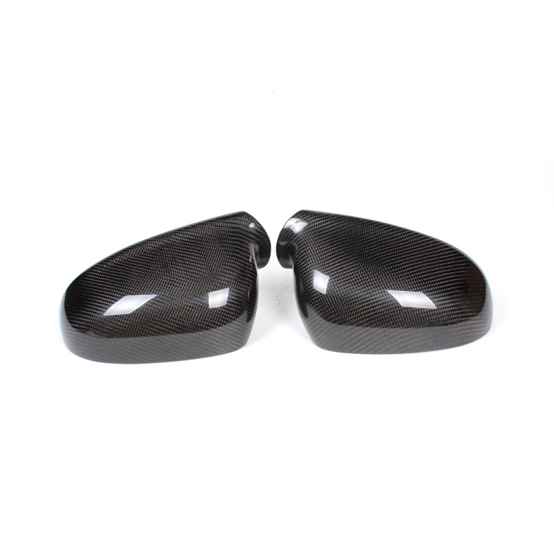 Rearview Mirror Cover Caps Fit For VW Golf 5 V MK5 GTI 06