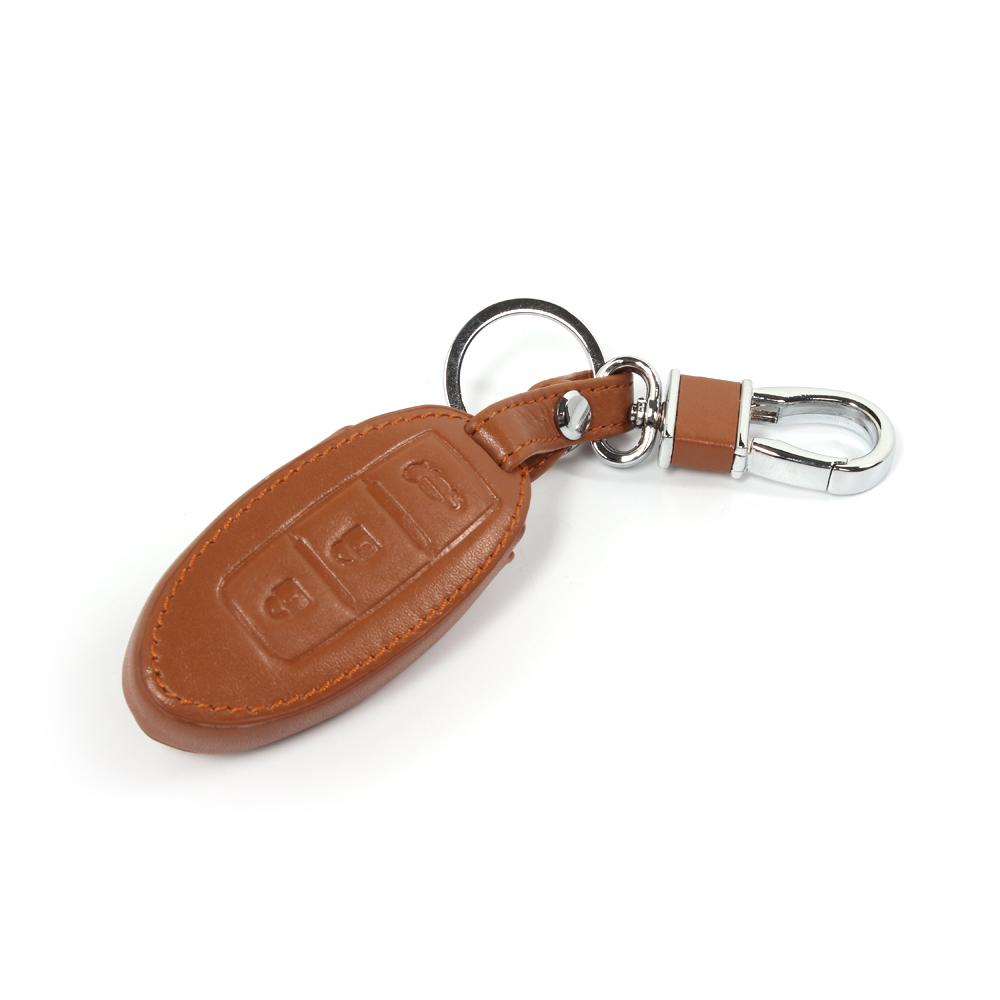 For Infiniti EX25 FX35 Q50 Q70 Q60 QX60 QX70 QX80 Car Smart Remote Key Fob Case