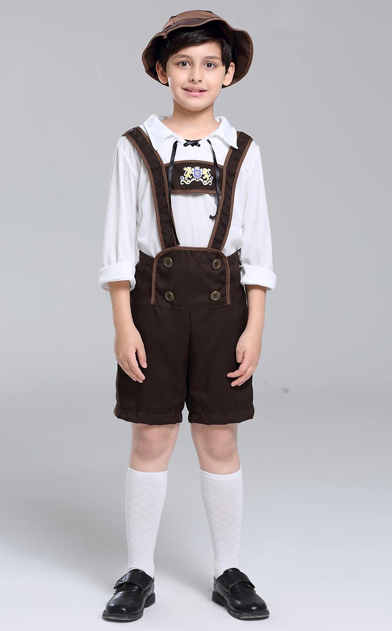 oktoberfest little boys costume german beer carnival halloween fancy