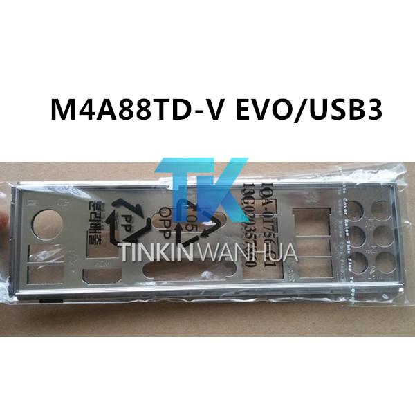 OEM I//O Shield For  ASUS M4A88TD-V EVO//USB3