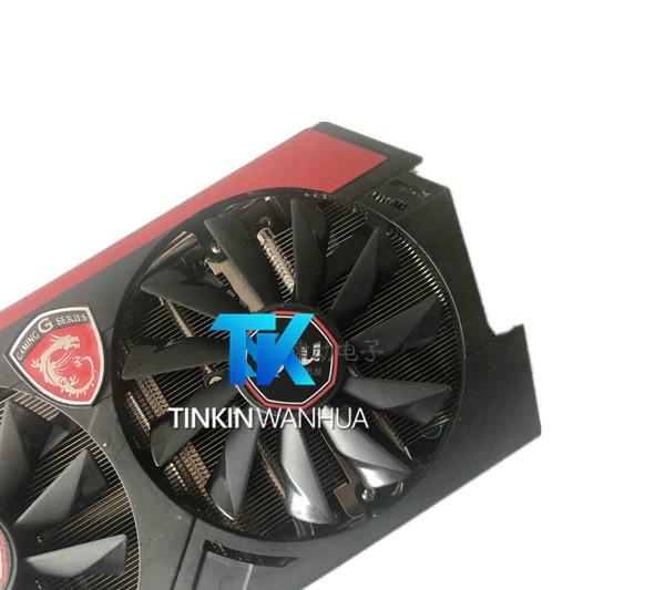 for MSI R9 270X GAMING 2GD5 265bit 3D 2GB GDDR5 HDMI video