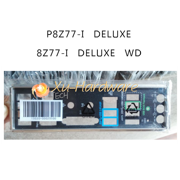 NEW IO I//O SHIELD back plate BLENDE BRACKET for ASUS PRIME B250M-A