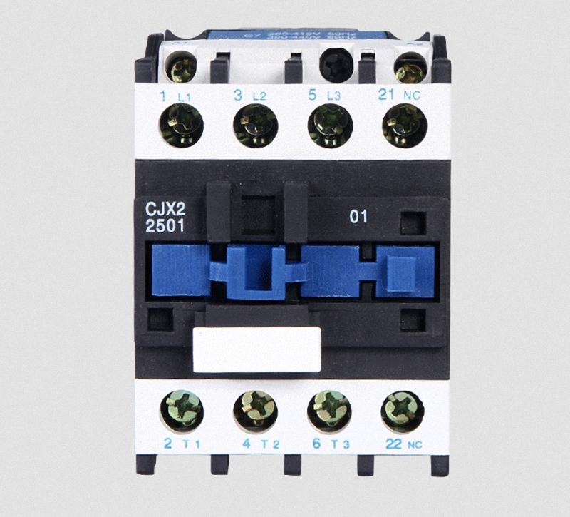 New 6Amp Coil 220VAC  NC6-0610 AC  Mini Contactor CHINT