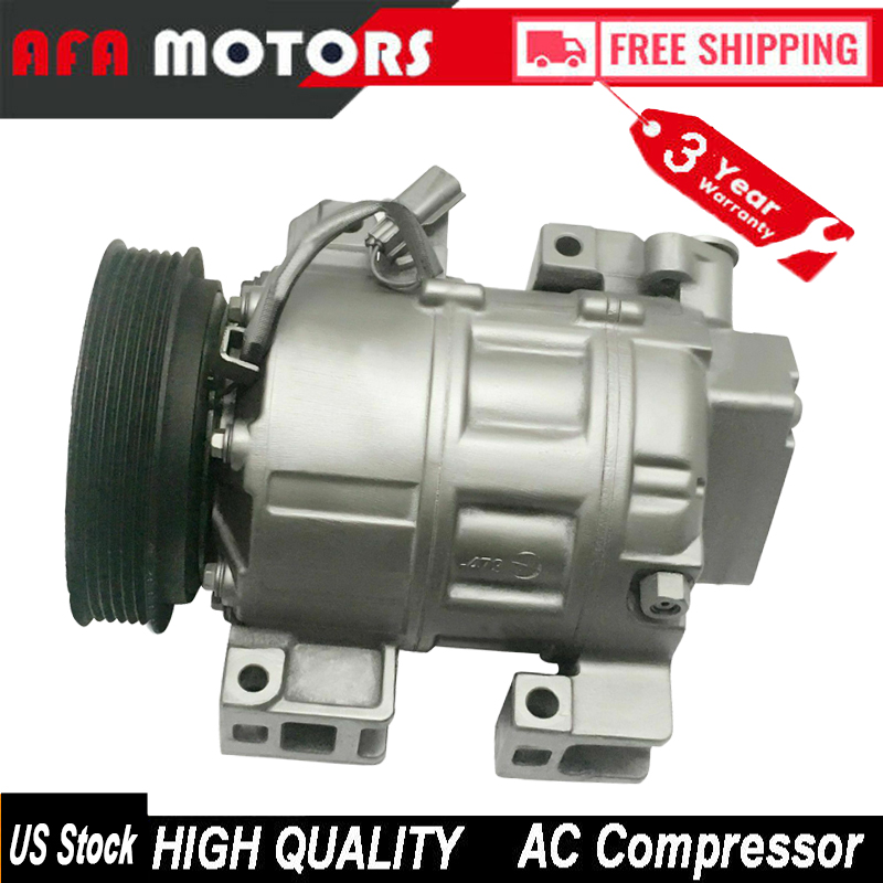A//C Compressor For Nissan Altima 2007-2012 Sentra 2007-2012 L4 2.5L