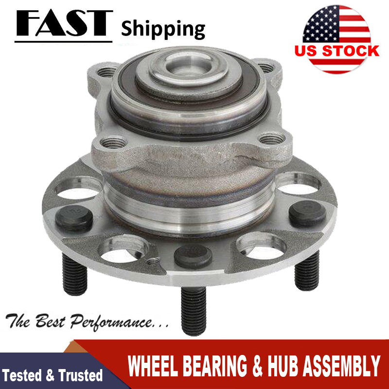 1x 2009-2012 Acura TSX Rear Wheel Hub Assembly Replacement