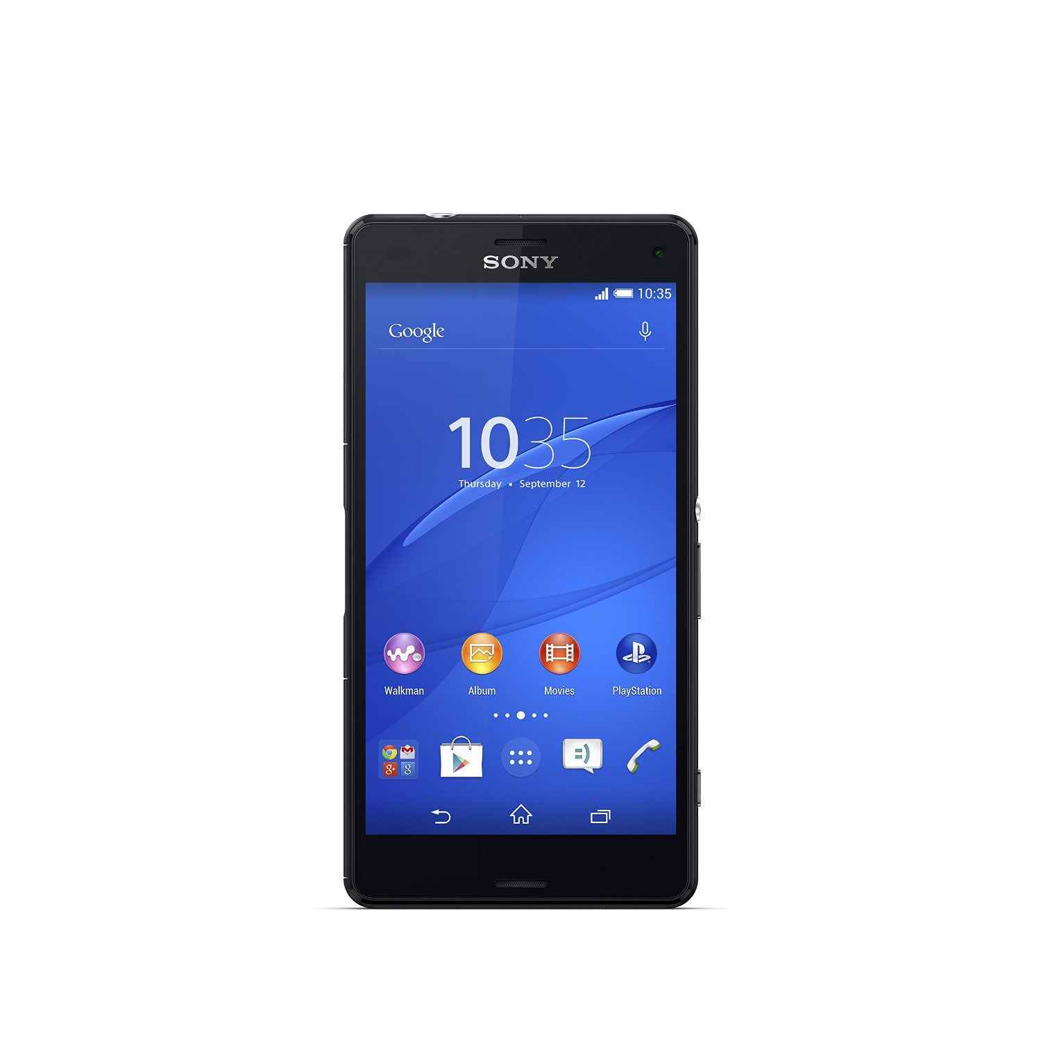 unlocked sony ericsson xperia z3 compact d5803 4g lte 16gb. Black Bedroom Furniture Sets. Home Design Ideas