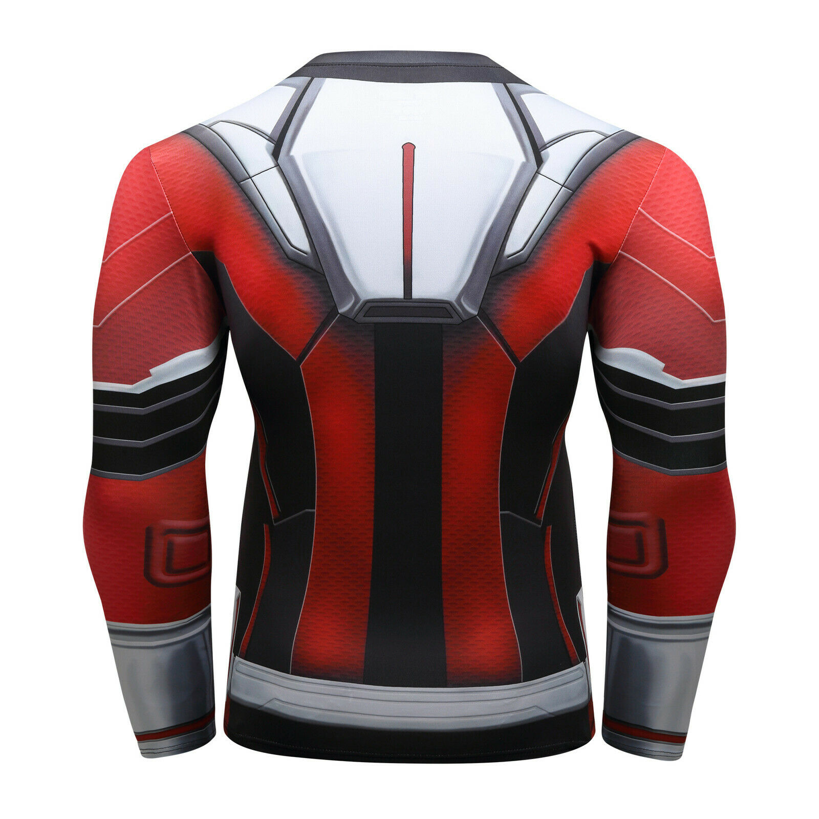 Men-039-s-Avengers-4-Compression-T-Shirts-Iron-Cosplay-Costumes-Quick-dry-Fitness thumbnail 18