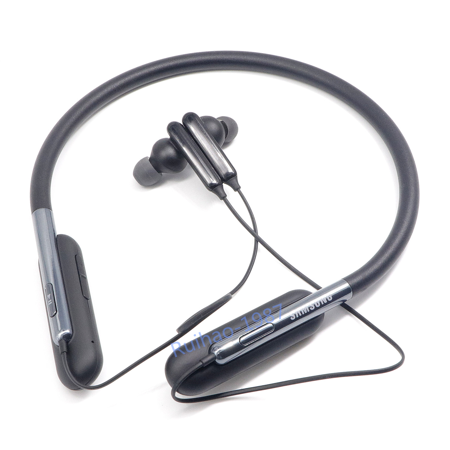 New Samsung Level U Flex Bluetooth Wireless Flexible Neckband Headset Eo Bg950 Ebay