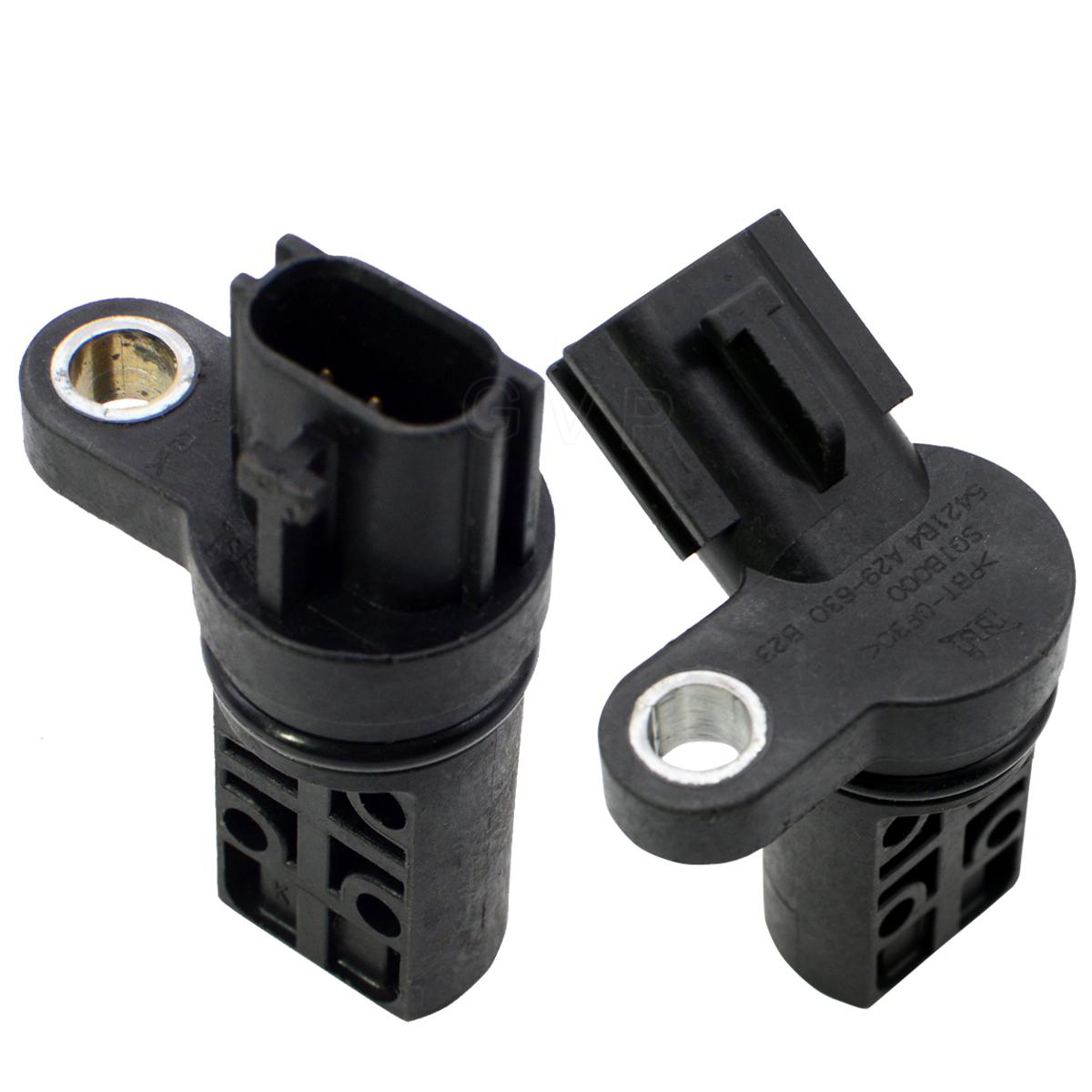 New For 2003-2008 Infiniti FX35 3.5L 2Pcs Cam//Crankshaft Position Sensors L /& R