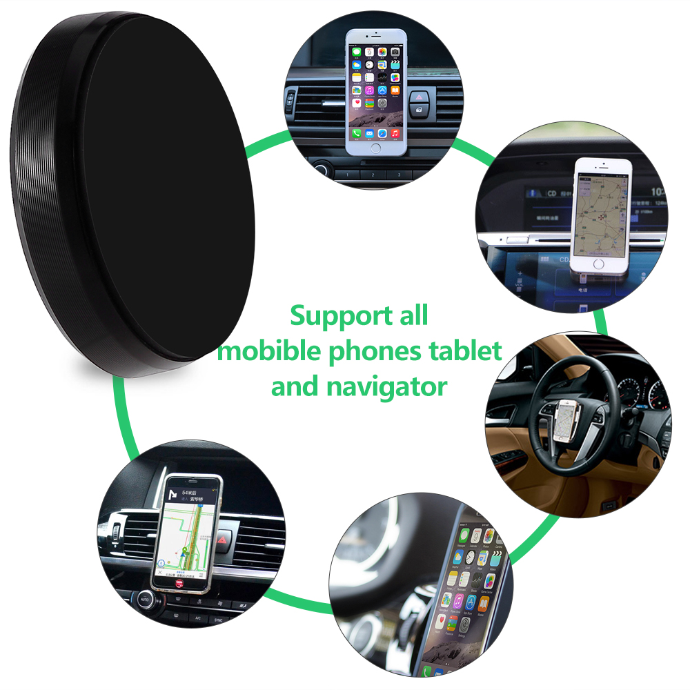 universel voiture support magn tique aimant holder pour t l phone portable gps ebay. Black Bedroom Furniture Sets. Home Design Ideas