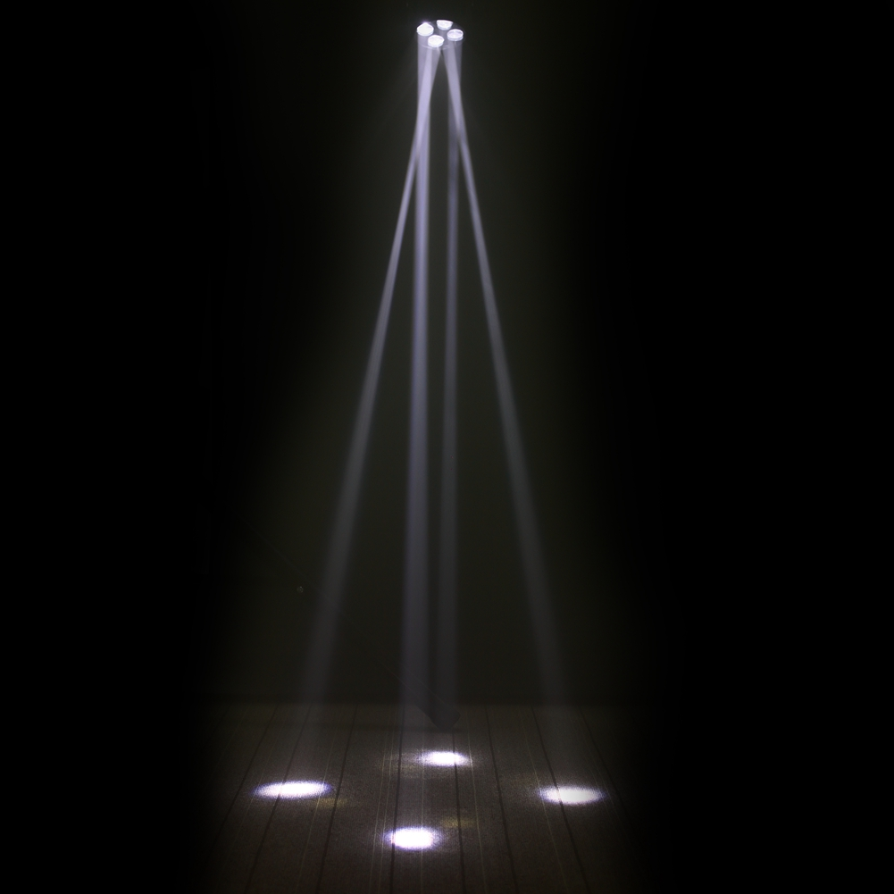 U King 80w Stage Lighting Led Rgbw Dmx512 Moving Head Dj
