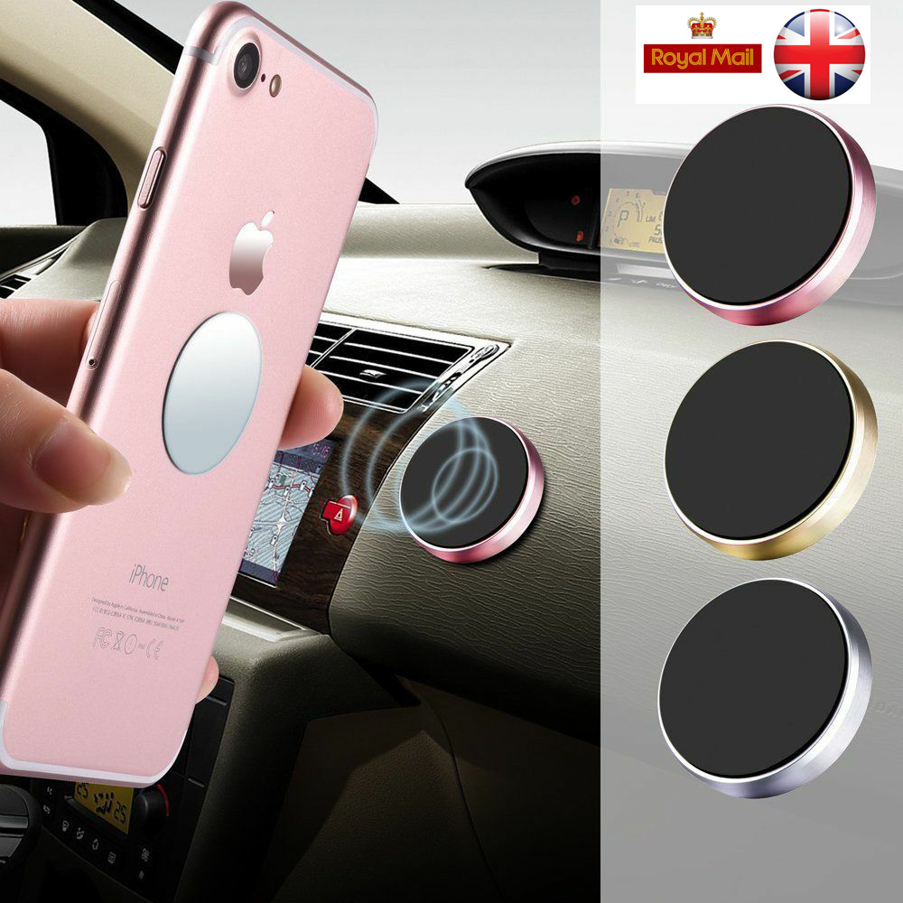 Details about Magnet Magnetic Phone Car Holder Magic Stand Mount For iPhone  Samsung Universal