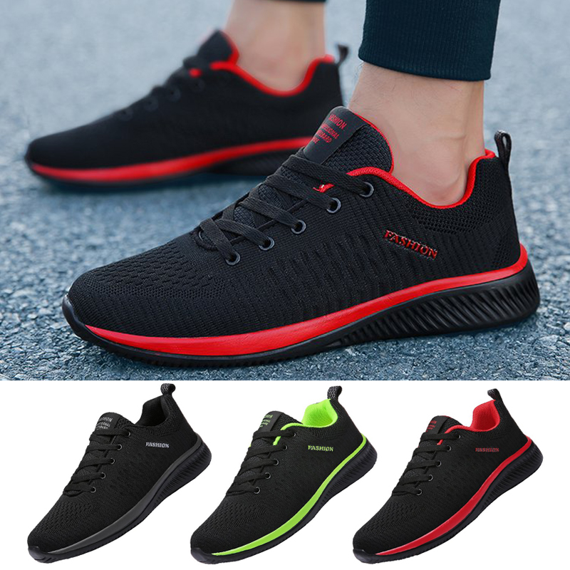 the latest a03e6 550ad Details about Mens Womens Shoes Fashion Casual Sports Sneakers Comfortable  Running Shoes UK