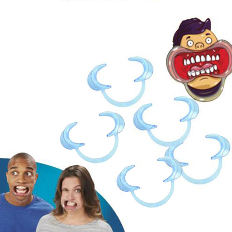 Speak Out Game Board Party Game Speak Up Mouth Piece Challenge Gift Activity