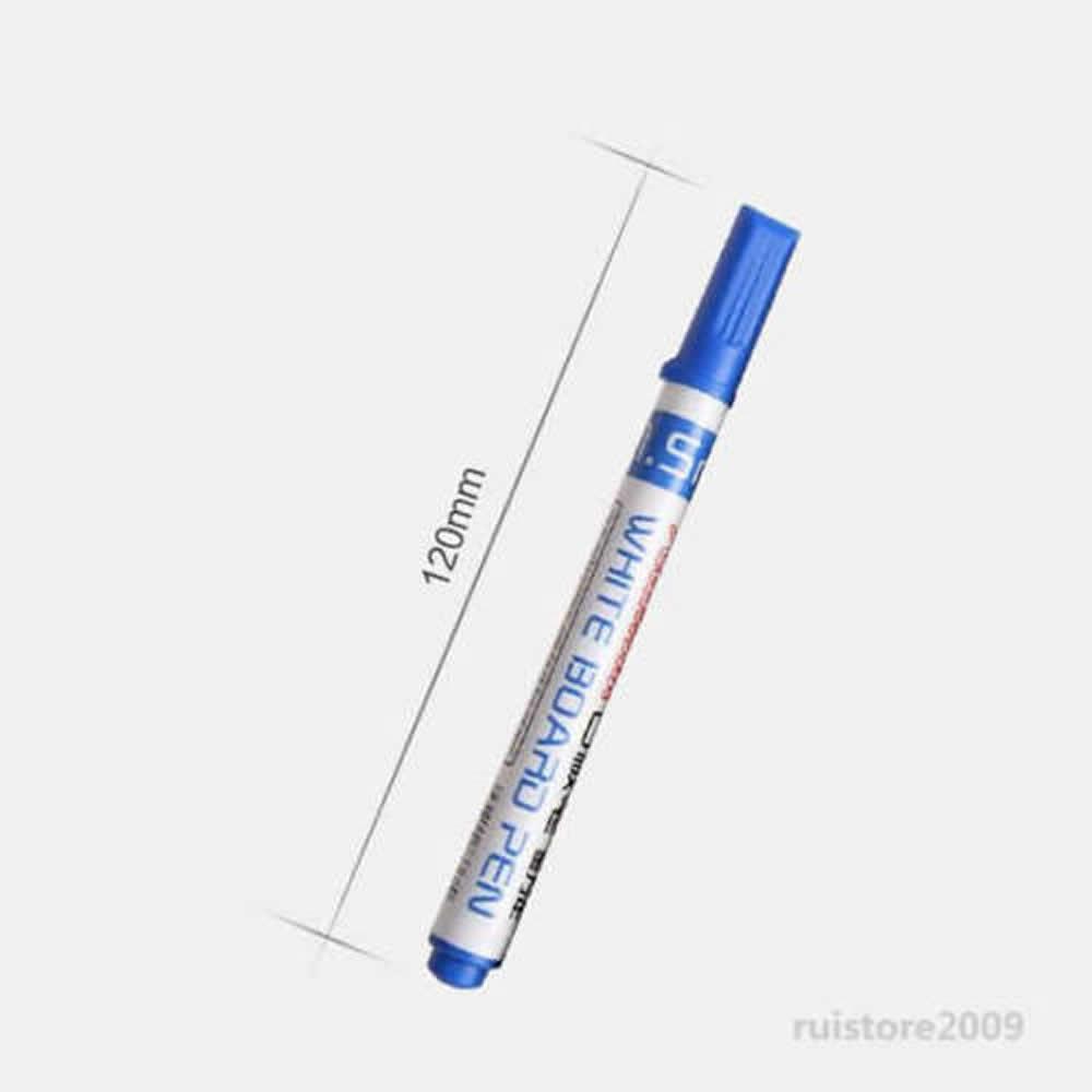 8 Colour Set Kids Whiteboard Marker Non Toxic Dry Erase