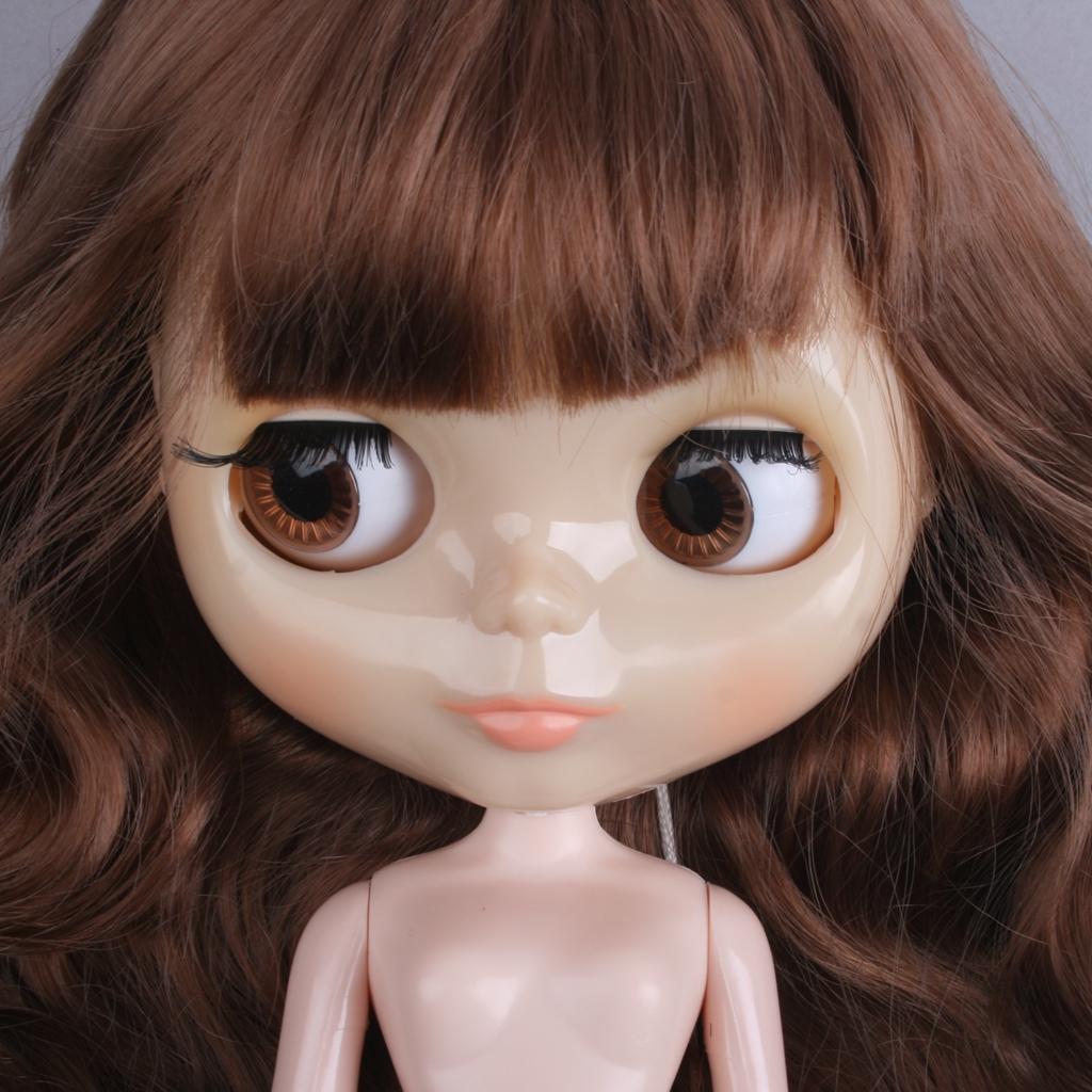 "Takara For 12/"" Neo Blythe Normal Skin Bare Board Blythe Doll PF"