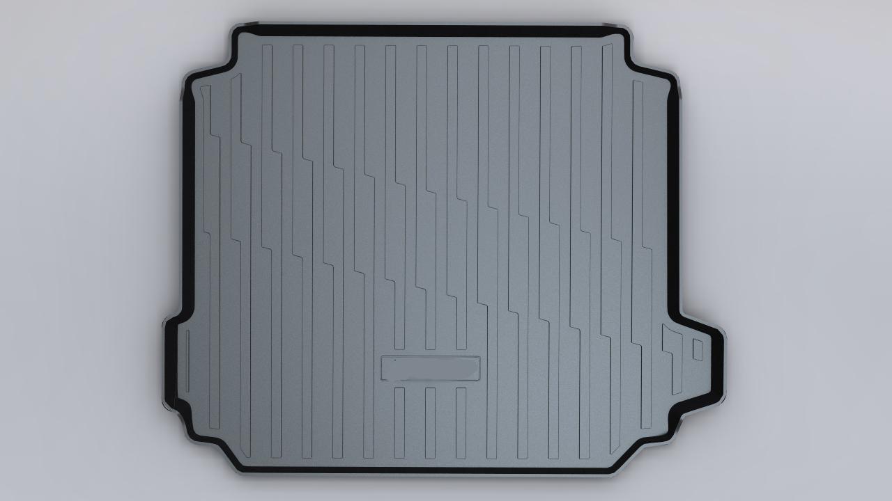Full encirclement Boot Cargo Liner Tray Rear Trunk Floor Mat For BMW X5 2019-21