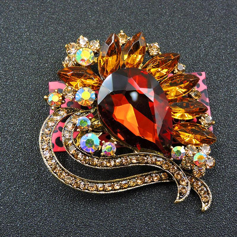 Pin By Crystal Johnson On Baldwin Hills Dam Break: New Betsey Johnson Jewelry Enamel Crystal Exquisite Wings
