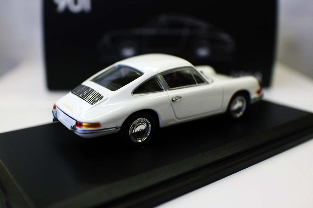 1//43 Scale Porsche 901 1964 Red Diecast Car Model Toy Collection Gift NIB