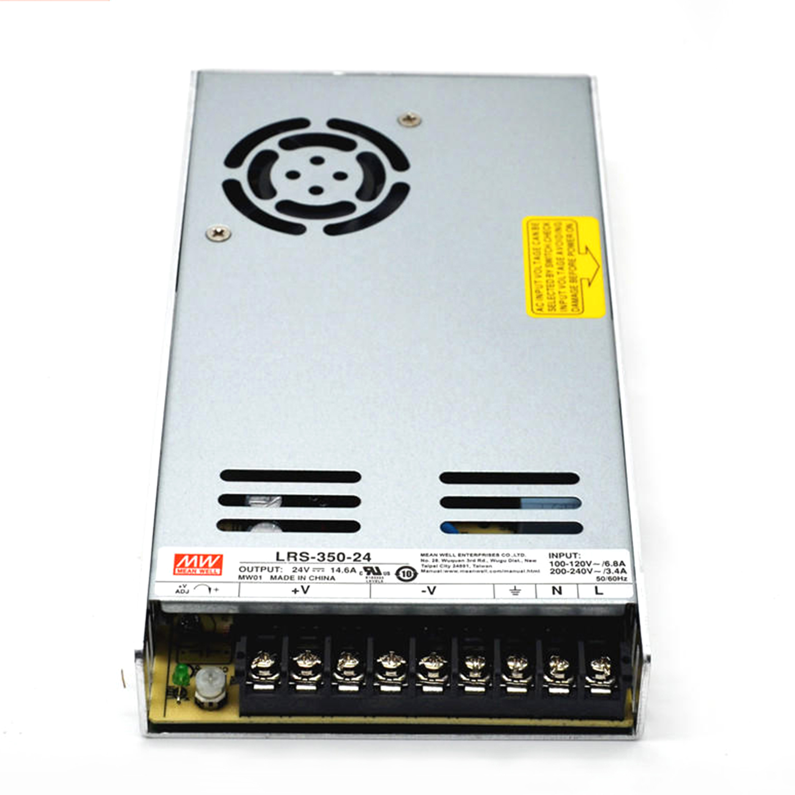 Mean Well LRS-350-24 Power Supply