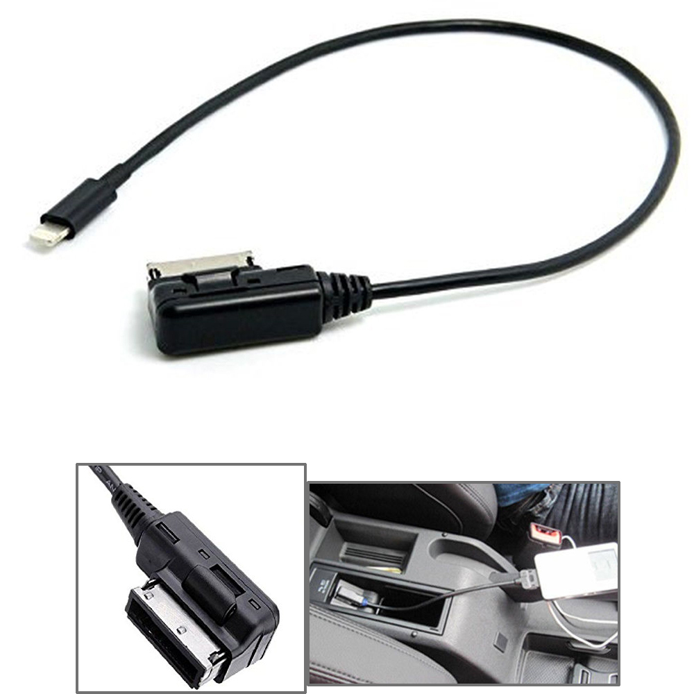 For AUDI Lightning Charging Charger IPHONE IPOD Cable AMI