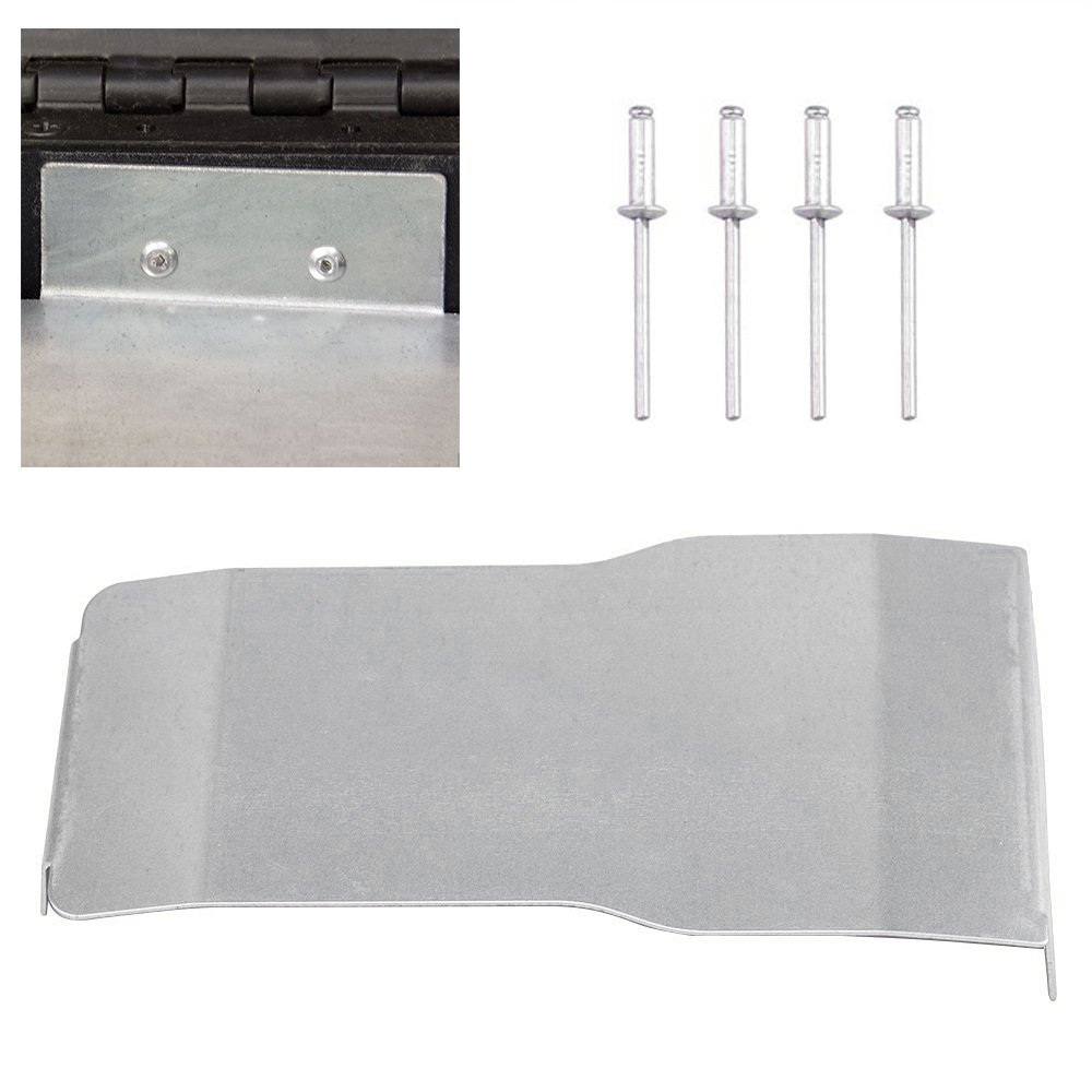 for Chevy GMC Sonoma SUV 60//40 Benchseat Center Console Lid Armrest Repair Set