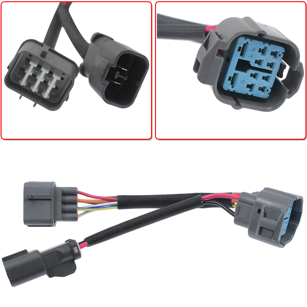 Details about 10 Pin OBD1 to OBD2 Distributor Jumper Harness For 96-01  Acura Integra RS LS GSR