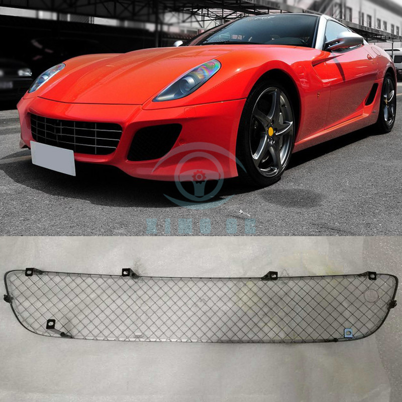 Ferrari Front: For Ferrari 599 GTO Auto 1pc Front Bumper Air Intake