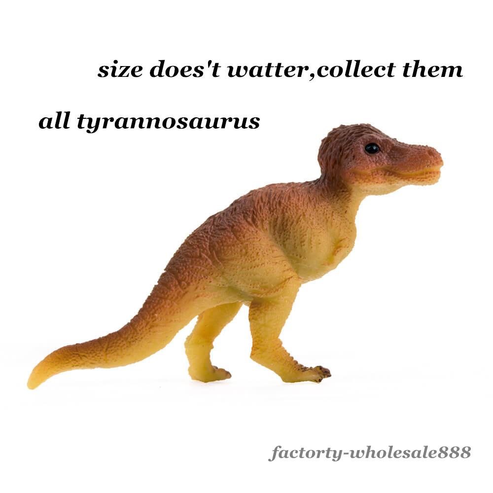 Pnso Rare Himalayasaurus Kinder Dinosaur Figure Kids Education Museum Model Gift