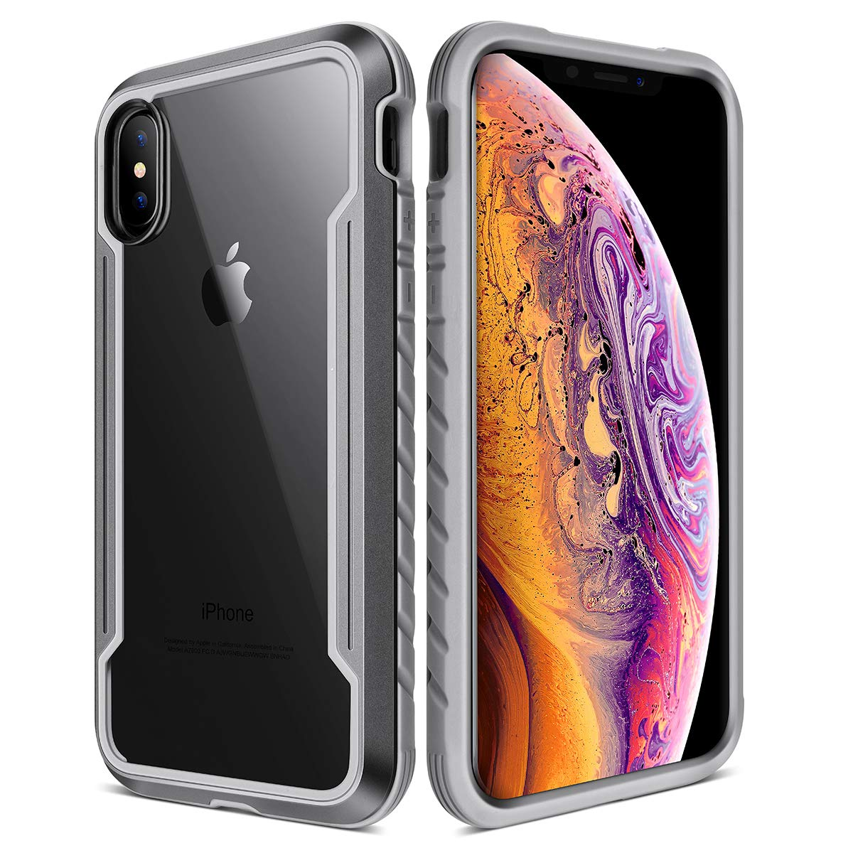 iphone xs max shockproof case