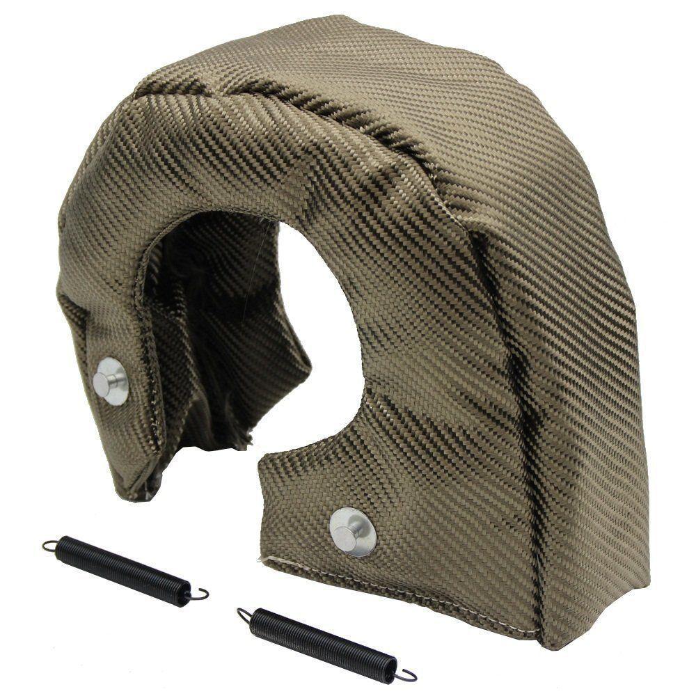 T4 Titanium Lava Fiber Wire Turbo Blanket Heat Shield