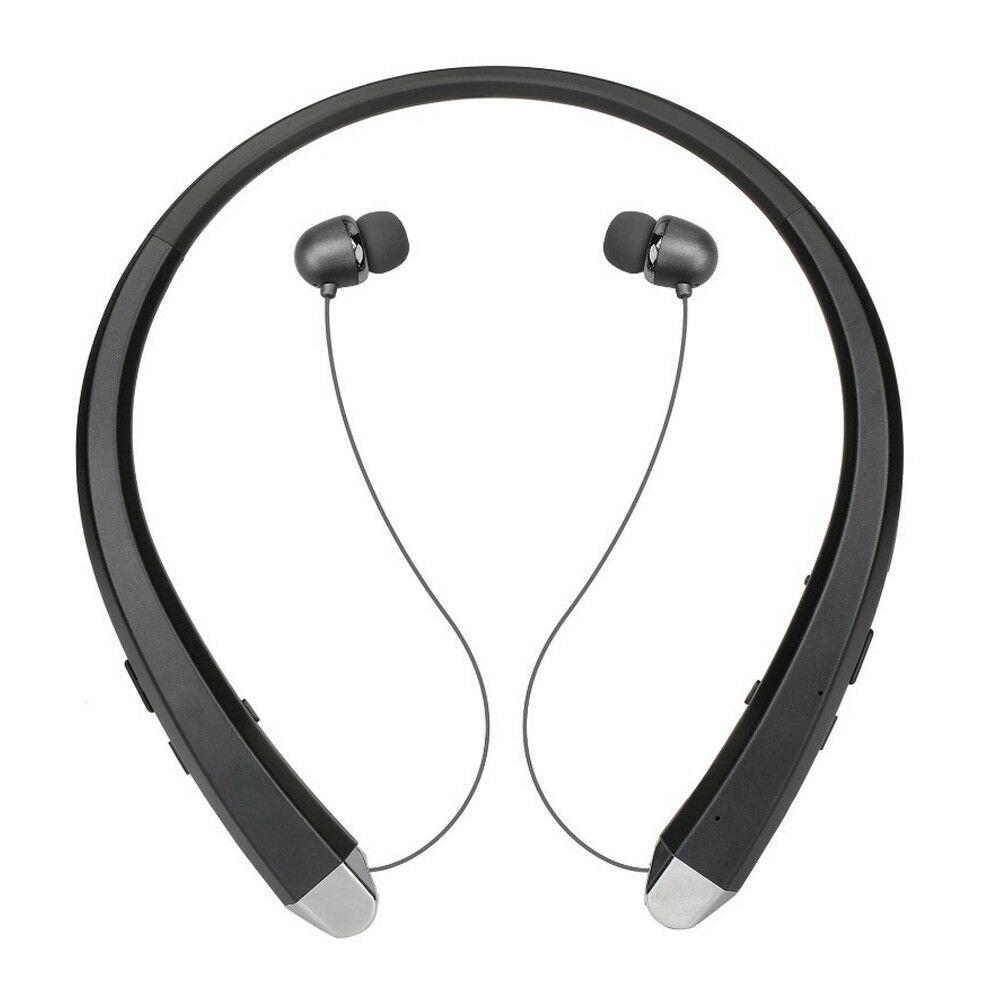 df9368154bc Bluetooth Headset Stereo Sport Wireless Headphone Earphone for LG Samsung  iPhone