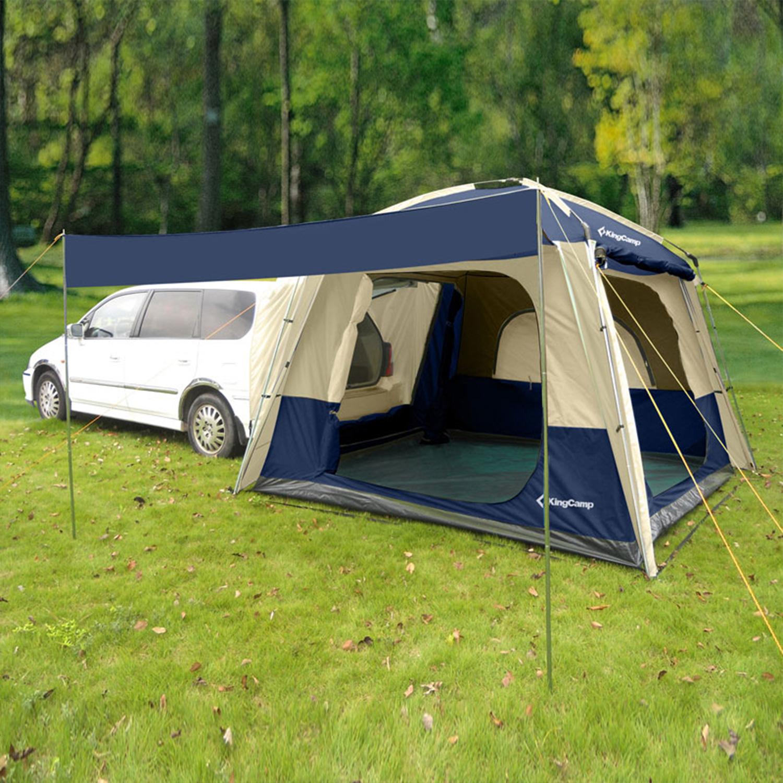 Kingcamp Camping Car Tent SUV Driving Travel Waterproof ...