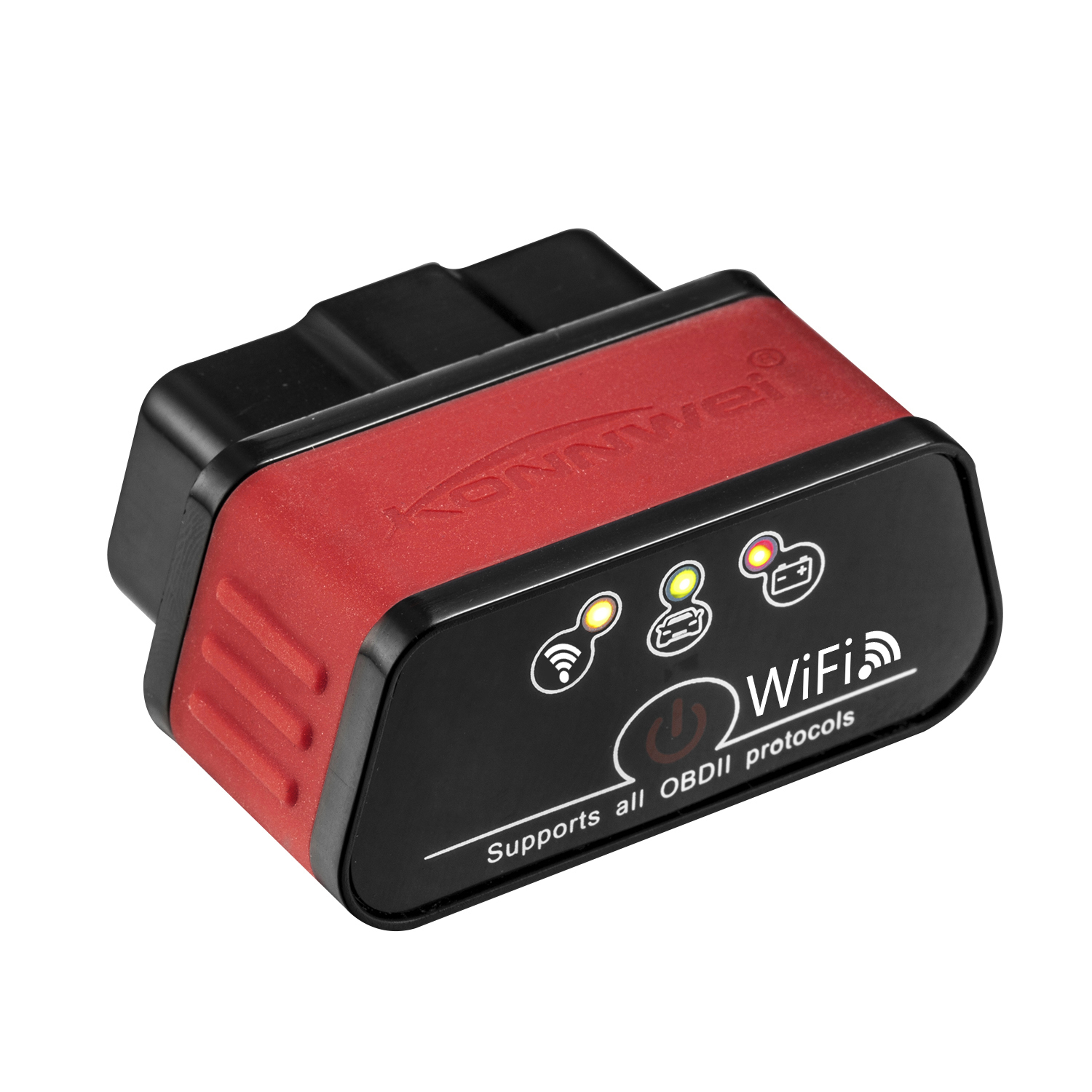 Details about ELM327 WiFi KW903 OBDII OBD2 Car Diagnostic Scanner Code  Reader for IOS Android