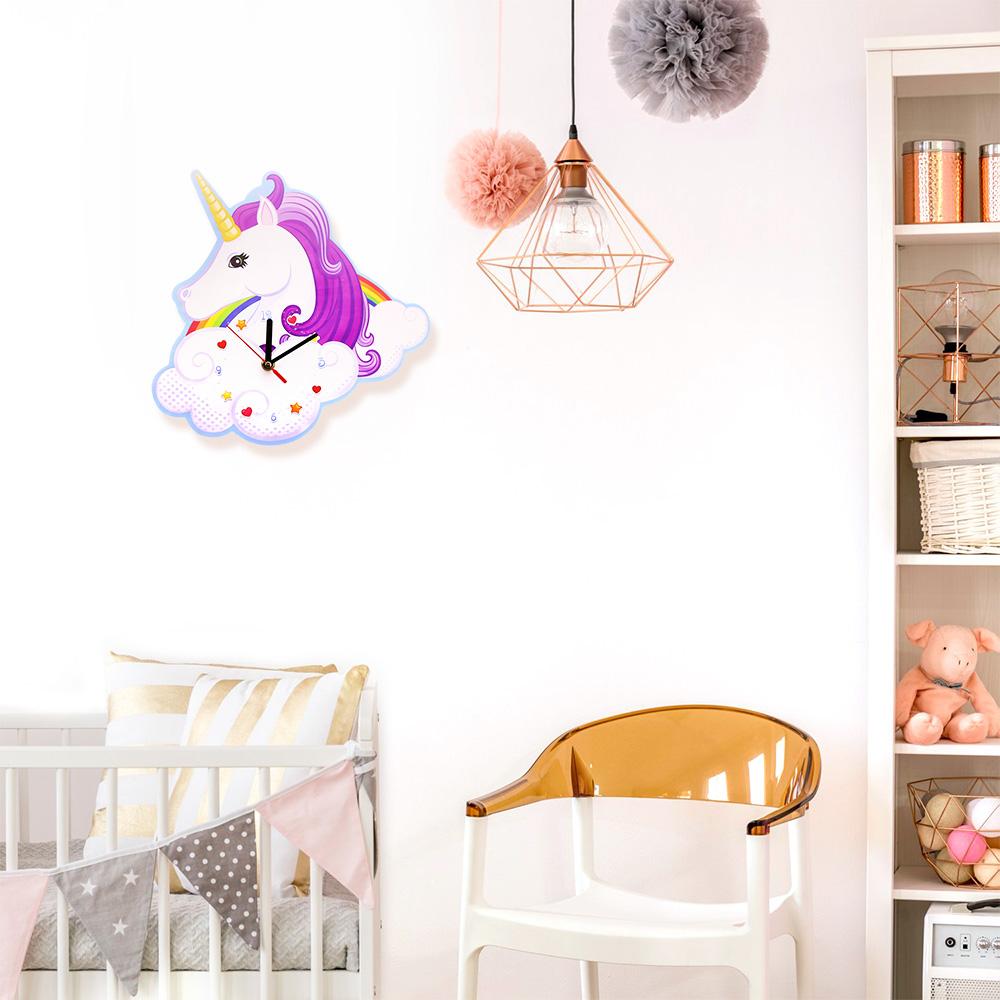 Wall Sticker Vinyl Decal Unicorn Fantasy Decor for Kids Baby Nursery ig2121