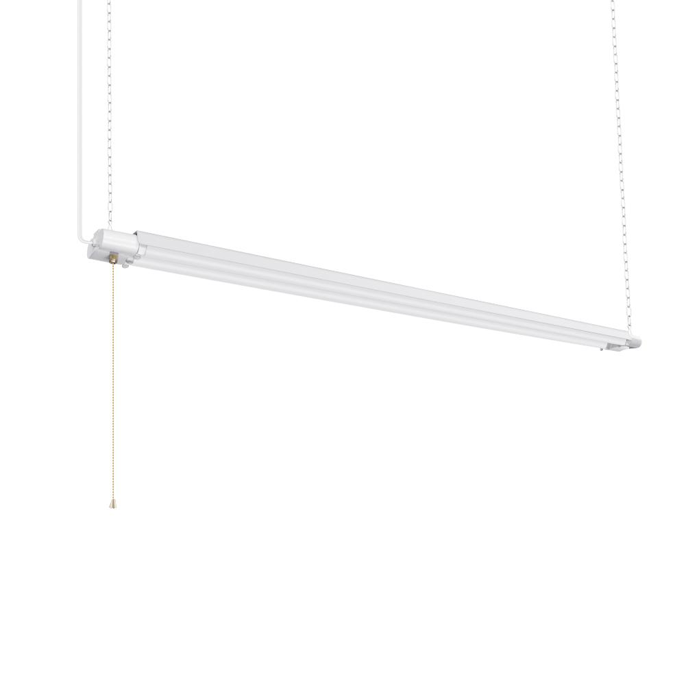 """Led Lights For Domestic Garage: 4 Pack 48"""" Shop Lights Utility LED 40W Day Light For"""